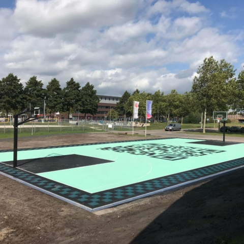 3×3 Basketball Court Heerenveen