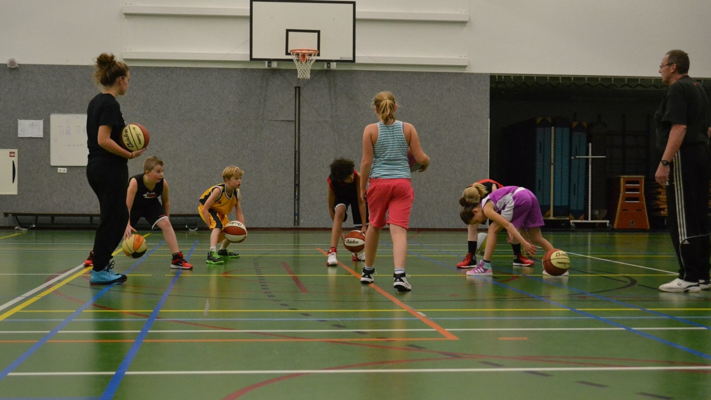 3×3 Basketball Academy