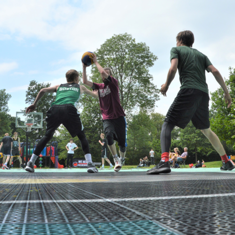 3×3 Basketball Community