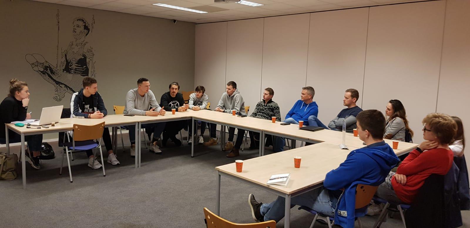 WE HERE Fryslân  – Aris Leeuwarden